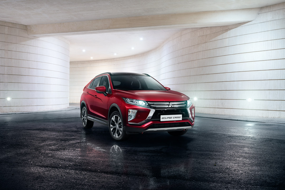 Eclipse Cross победил в Good Design Award 2018